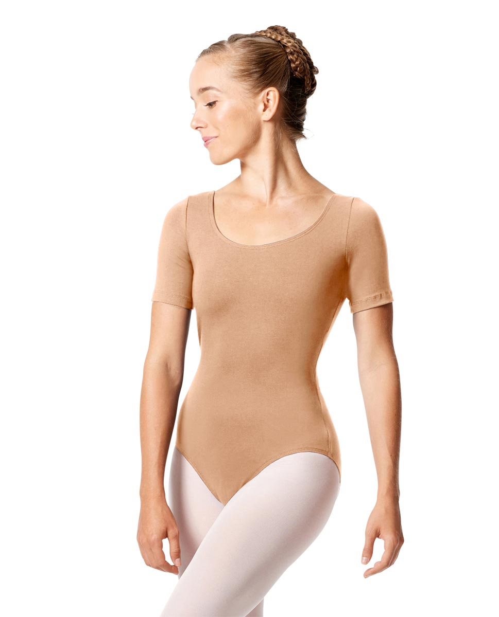 Short Sleeve Leotard Tina DNUD