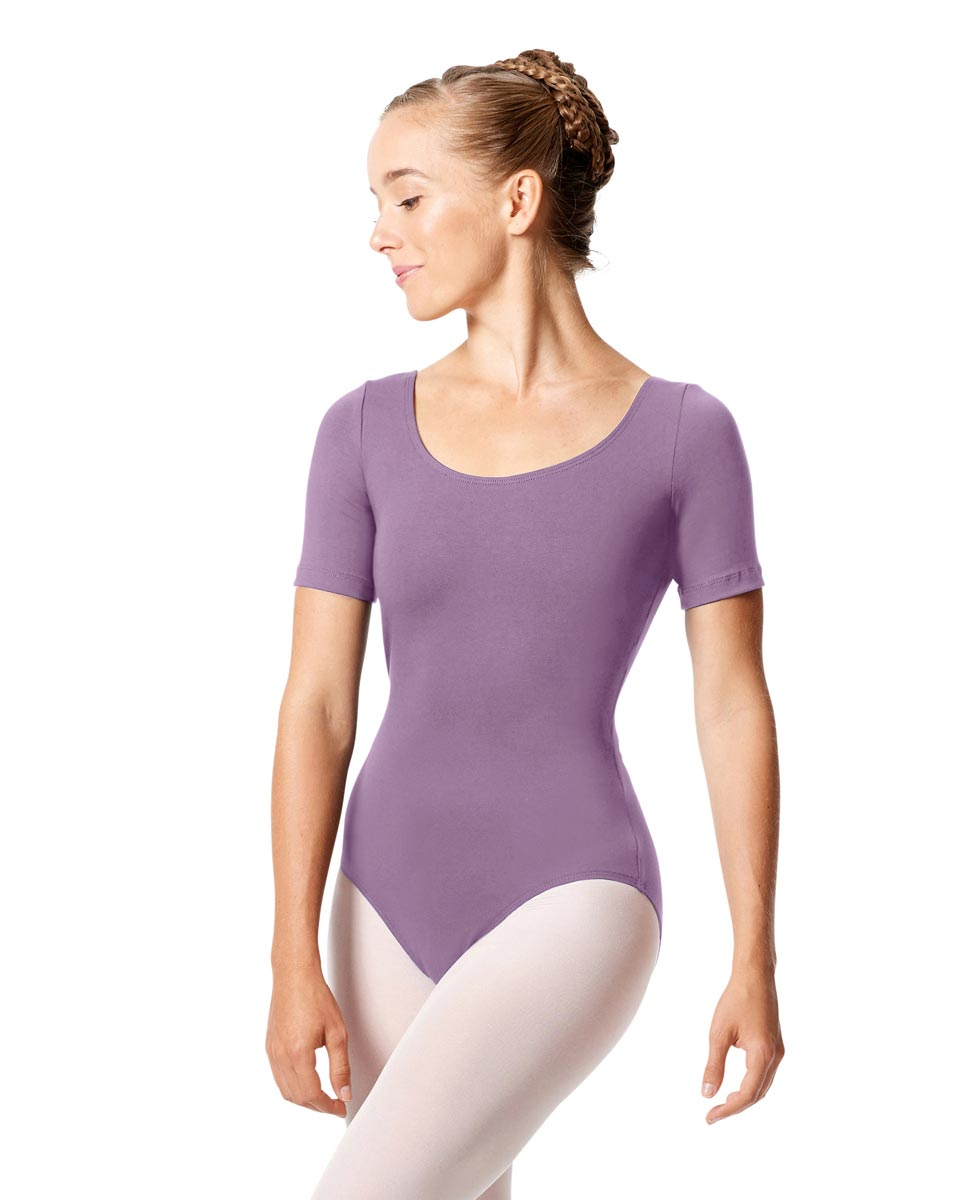 Short Sleeve Leotard Tina LAV