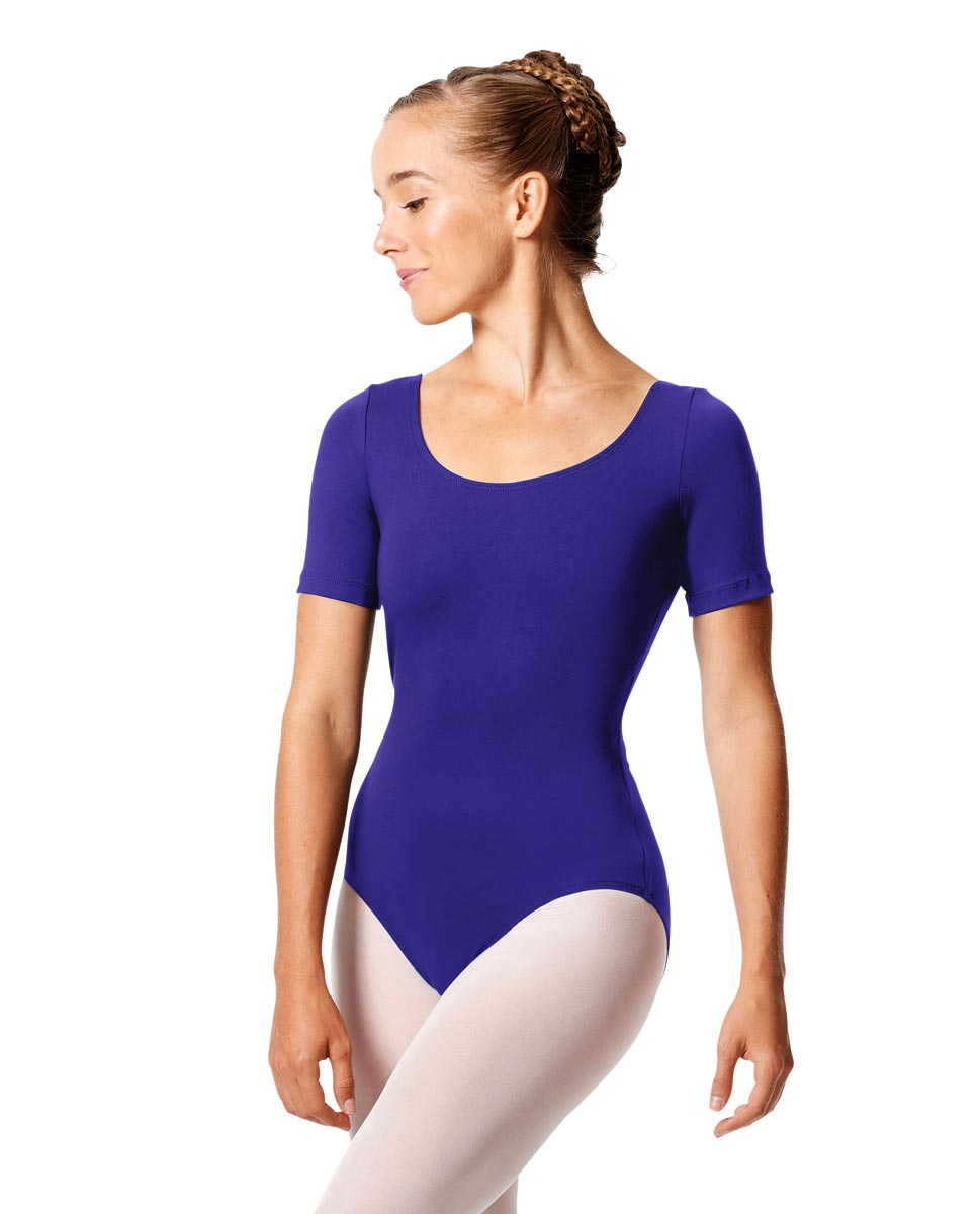 Short Sleeve Leotard Tina ROY