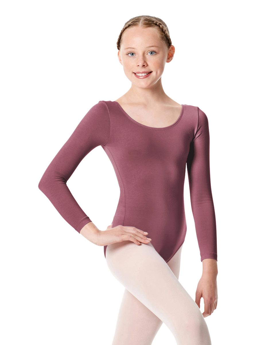 Girls Long Sleeve Leotard Martha DROS