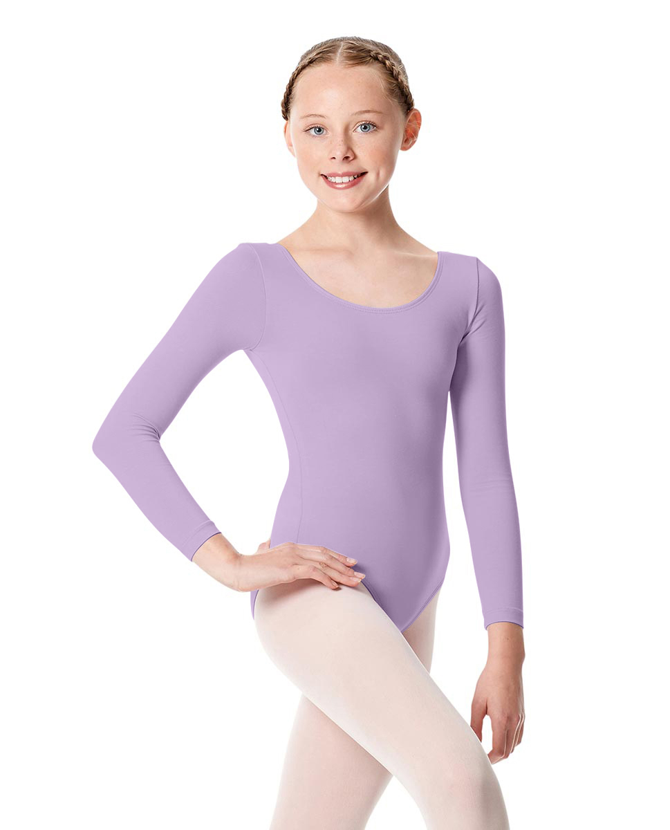 Girls Long Sleeve Leotard Martha LIL
