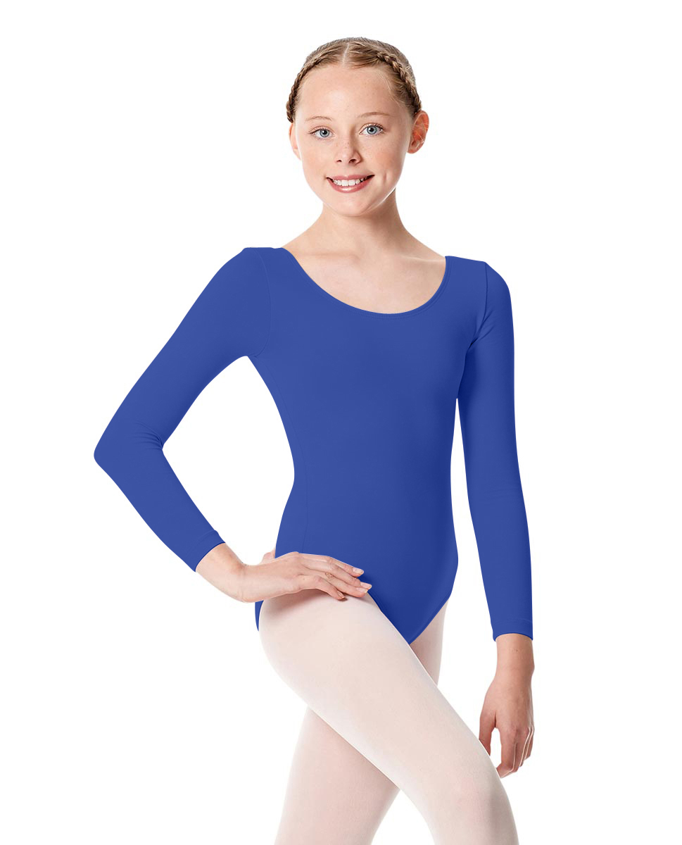 Girls Long Sleeve Leotard Martha ROY