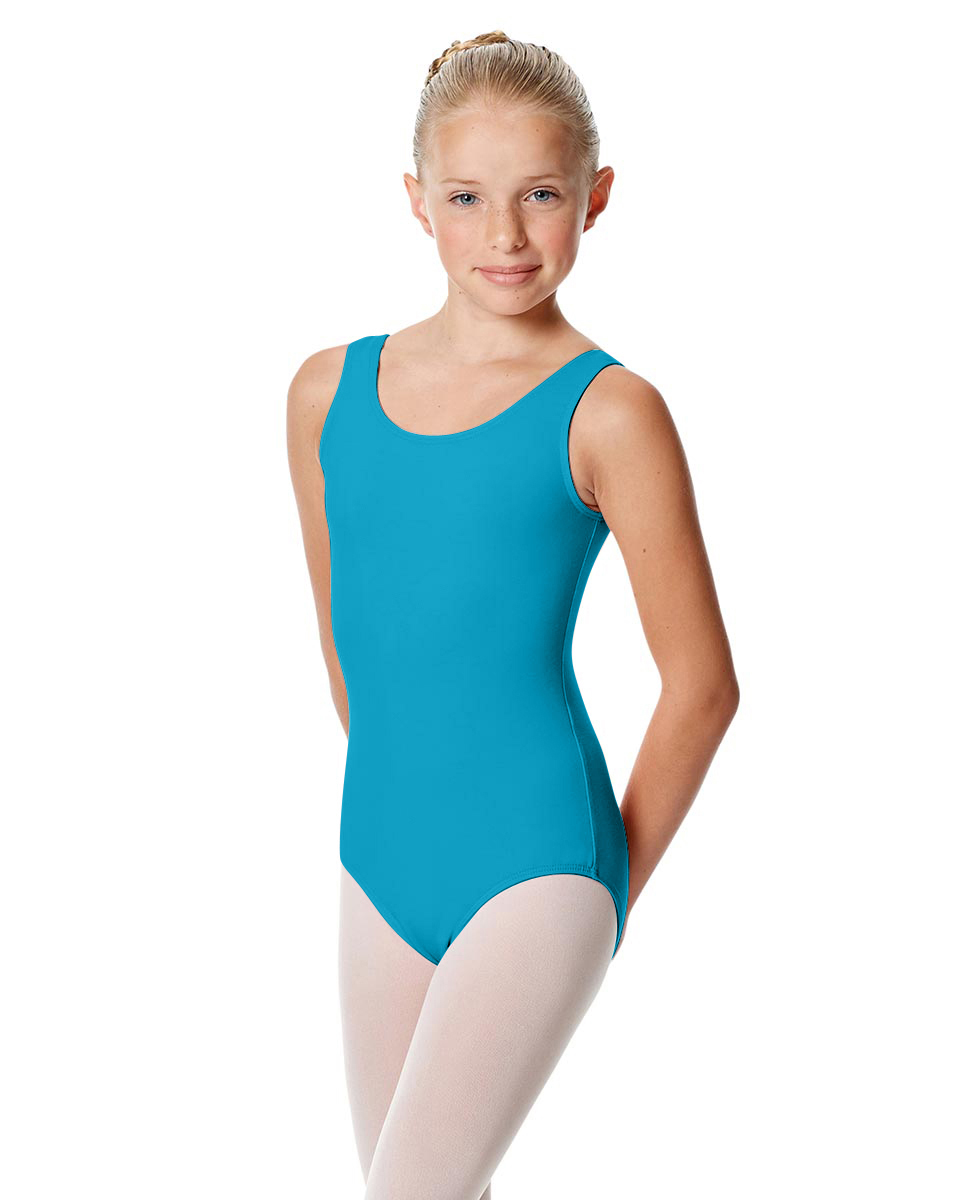 Girls Tank Leotard Adel ABLU