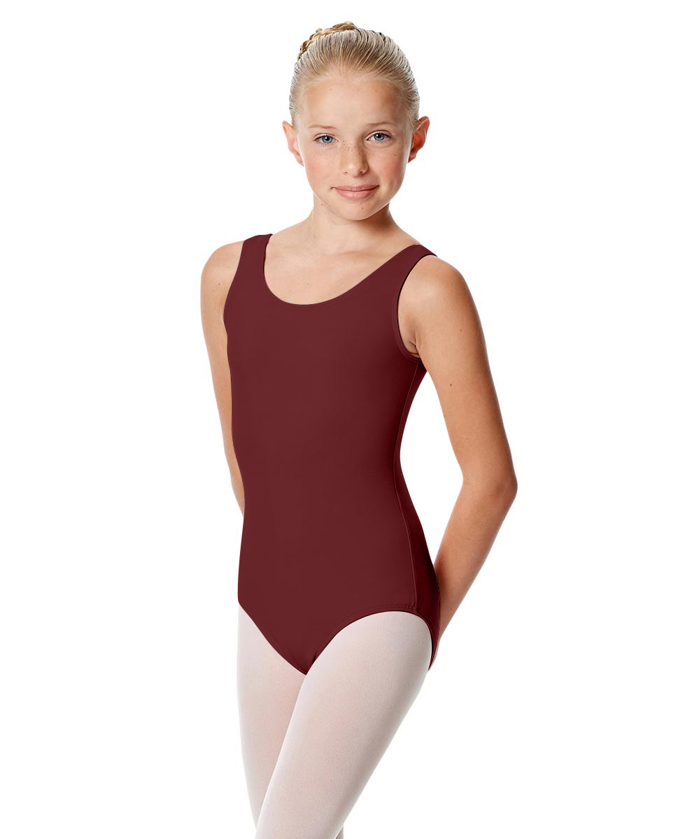 Girls Tank Leotard Adel BUR