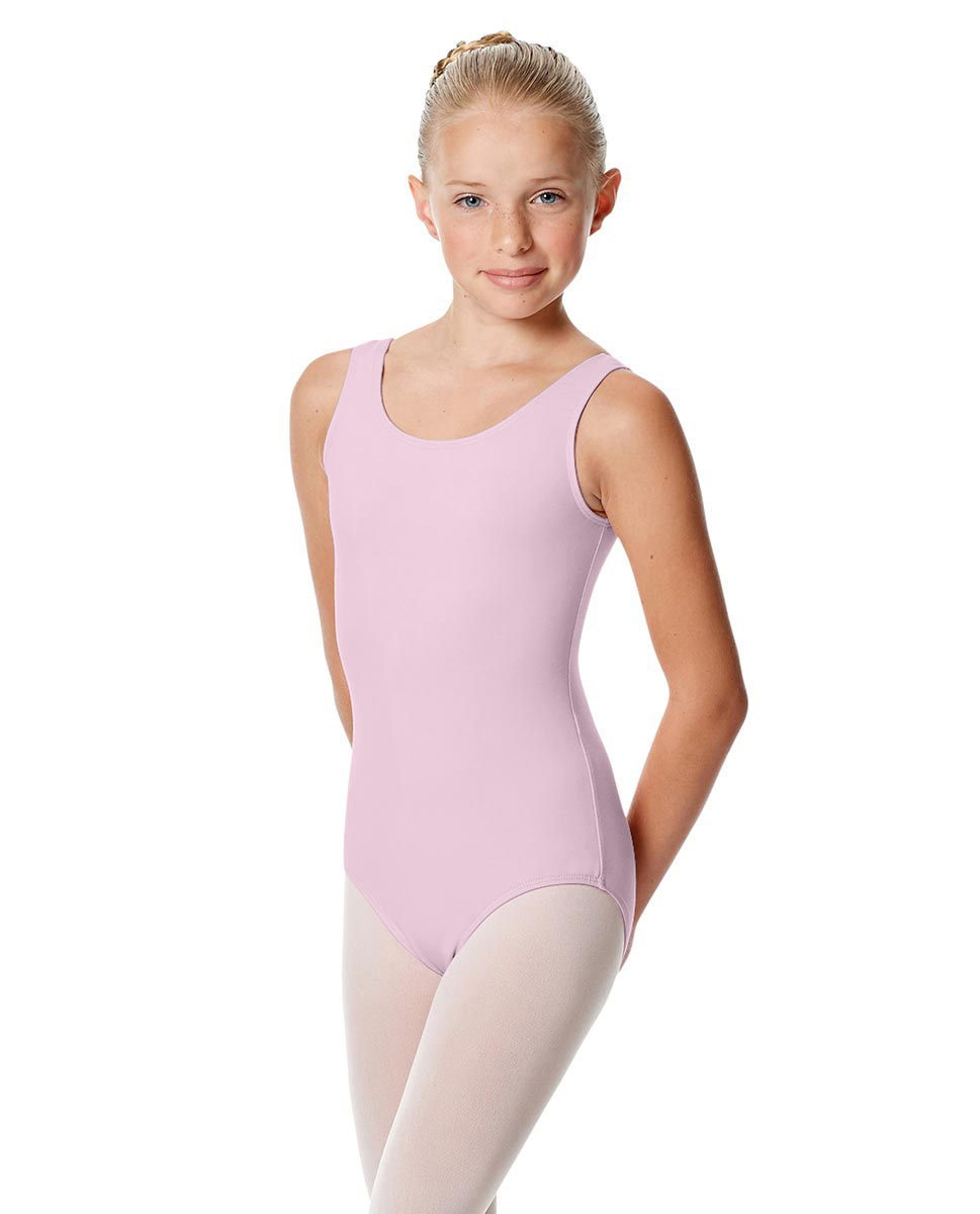 Girls Tank Leotard Adel PNK