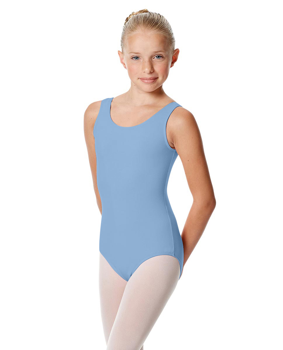 Girls Tank Leotard Adel SKY