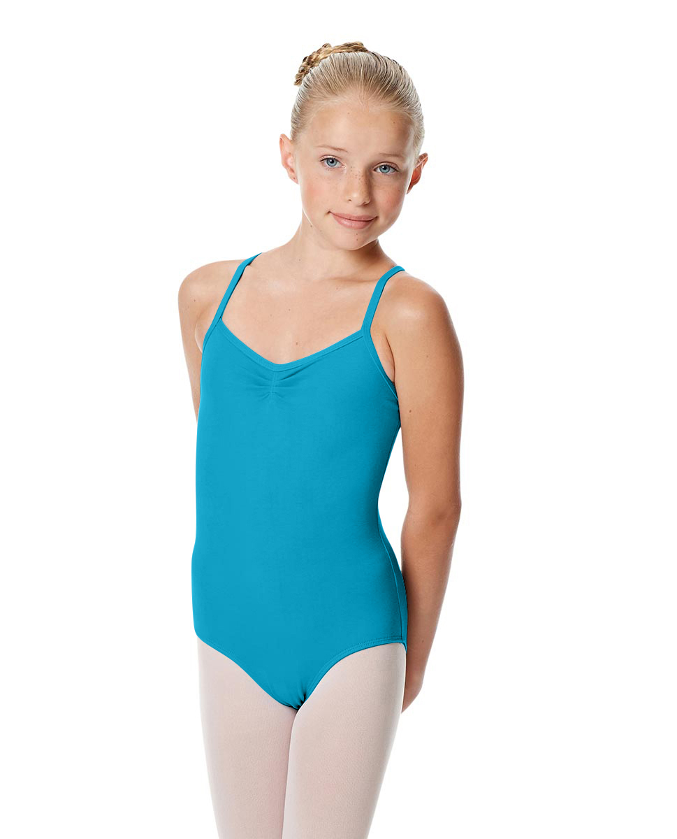 Girls Camisole Crisscross Leotard Jane ABLU