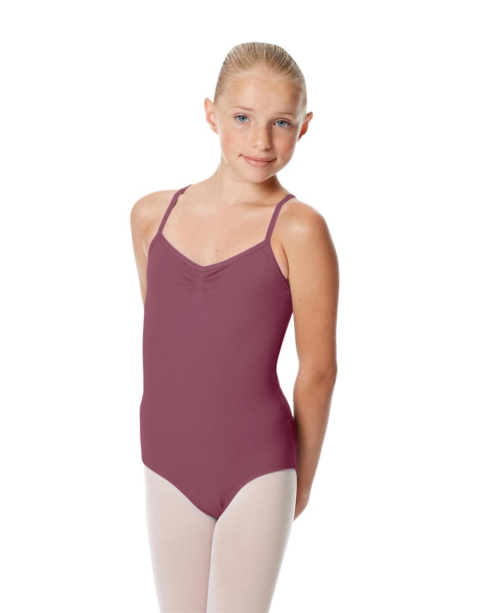 Girls Camisole Crisscross Leotard Jane DROS