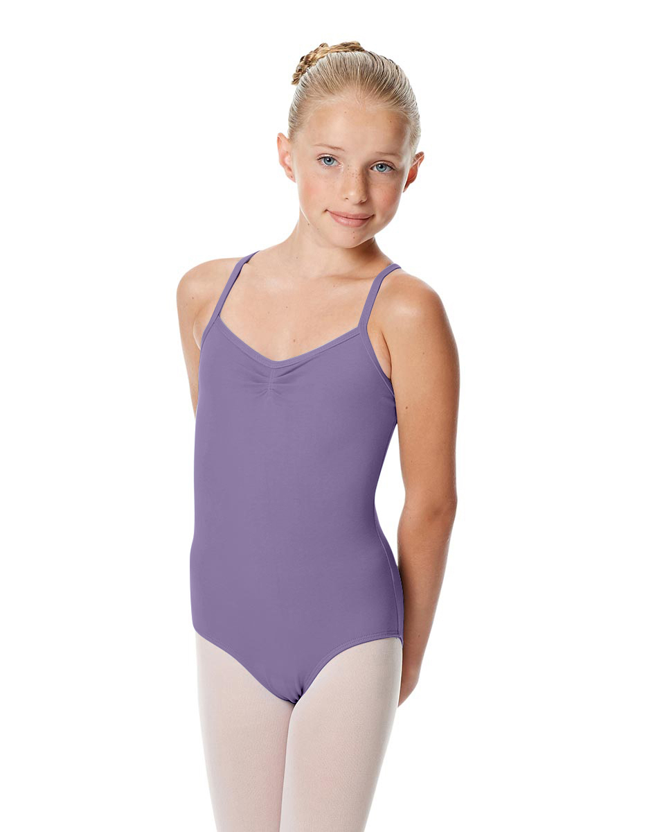 Girls Camisole Crisscross Leotard Jane LAV