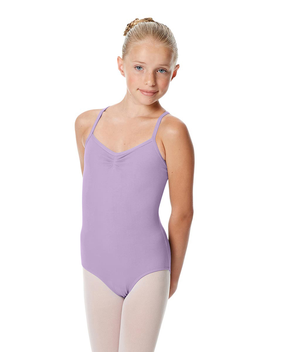 Girls Camisole Crisscross Leotard Jane LIL