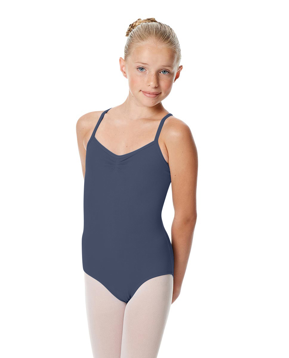 Girls Camisole Crisscross Leotard Jane MIDNAY