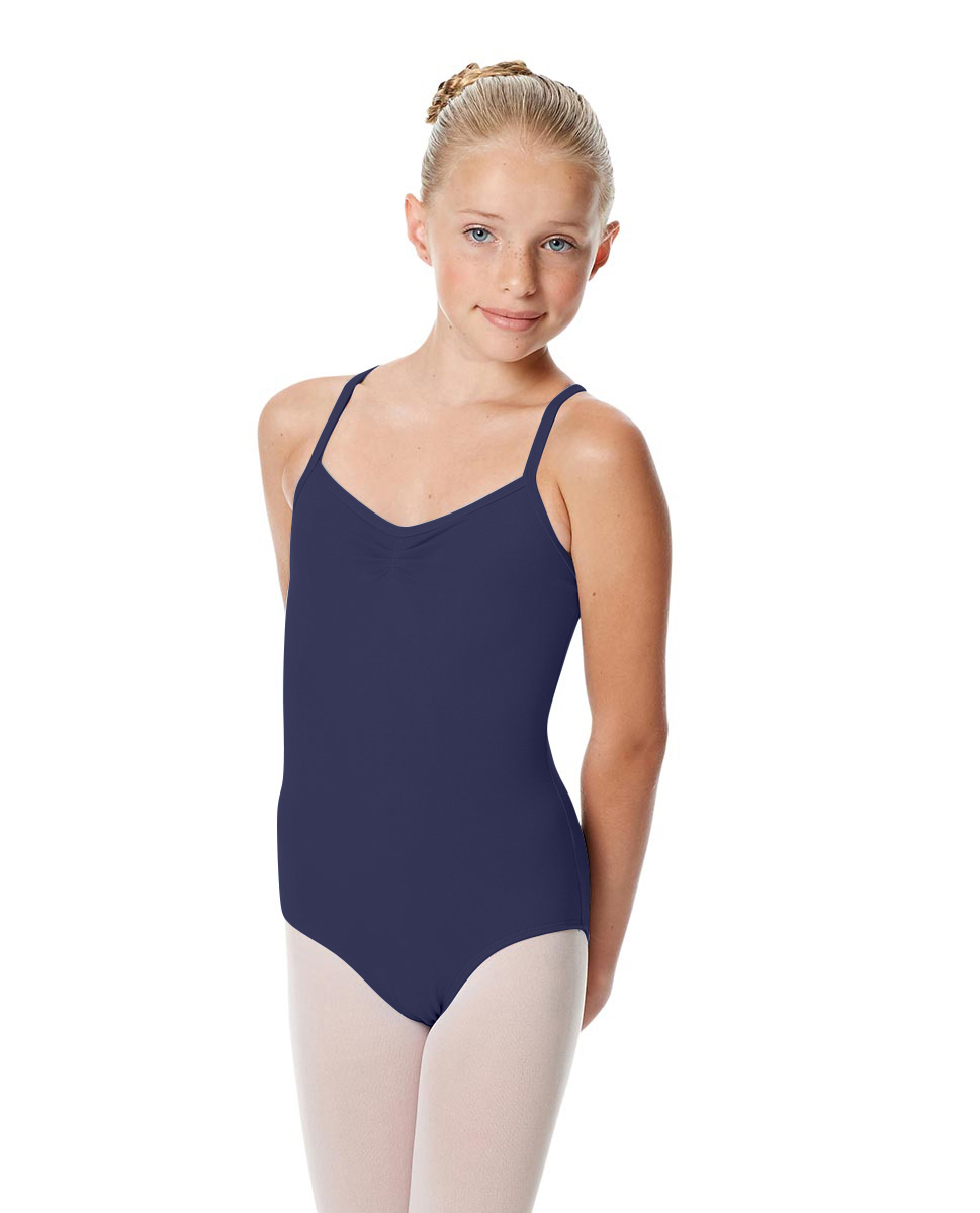 Girls Camisole Crisscross Leotard Jane NAY