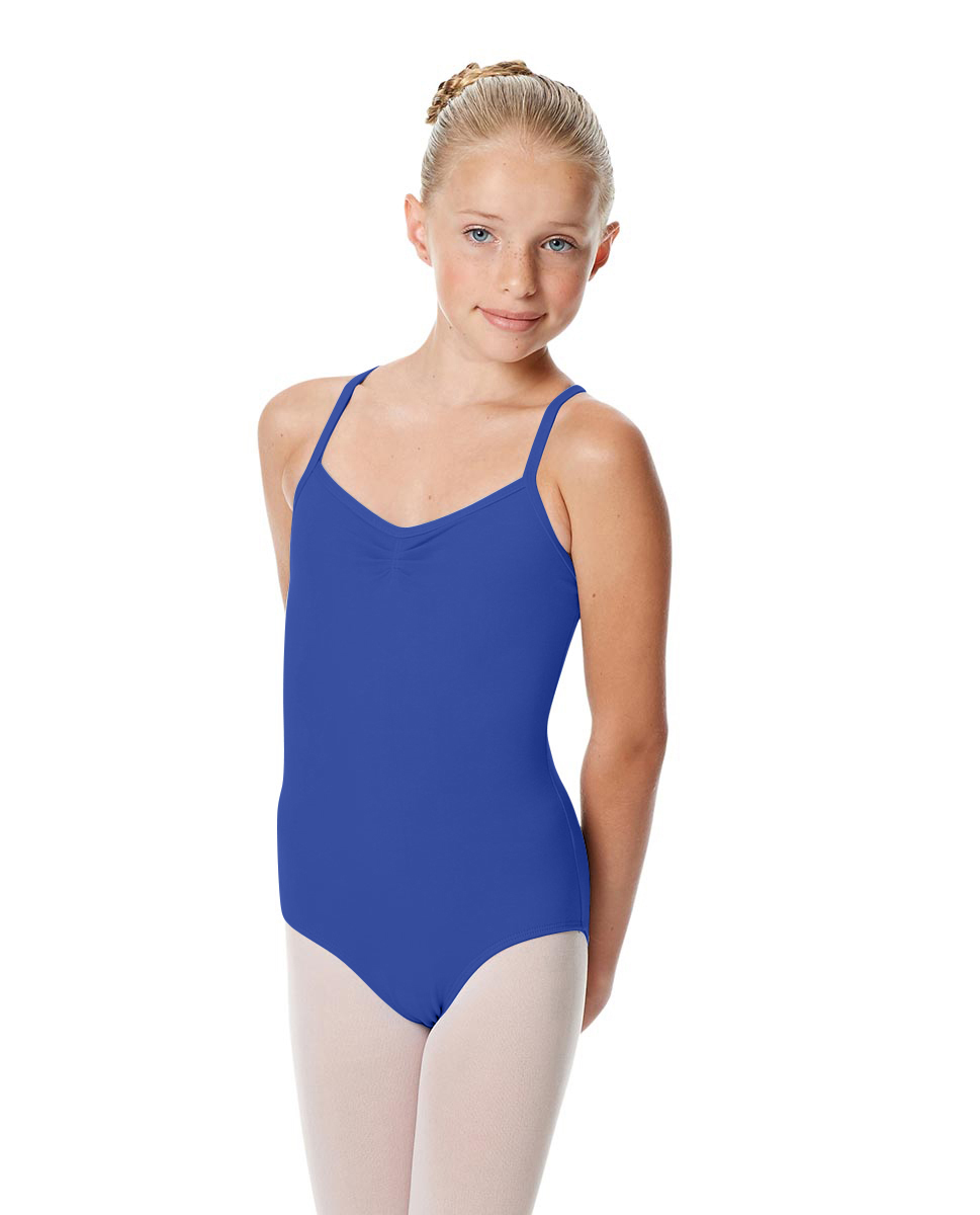 Girls Camisole Crisscross Leotard Jane ROY