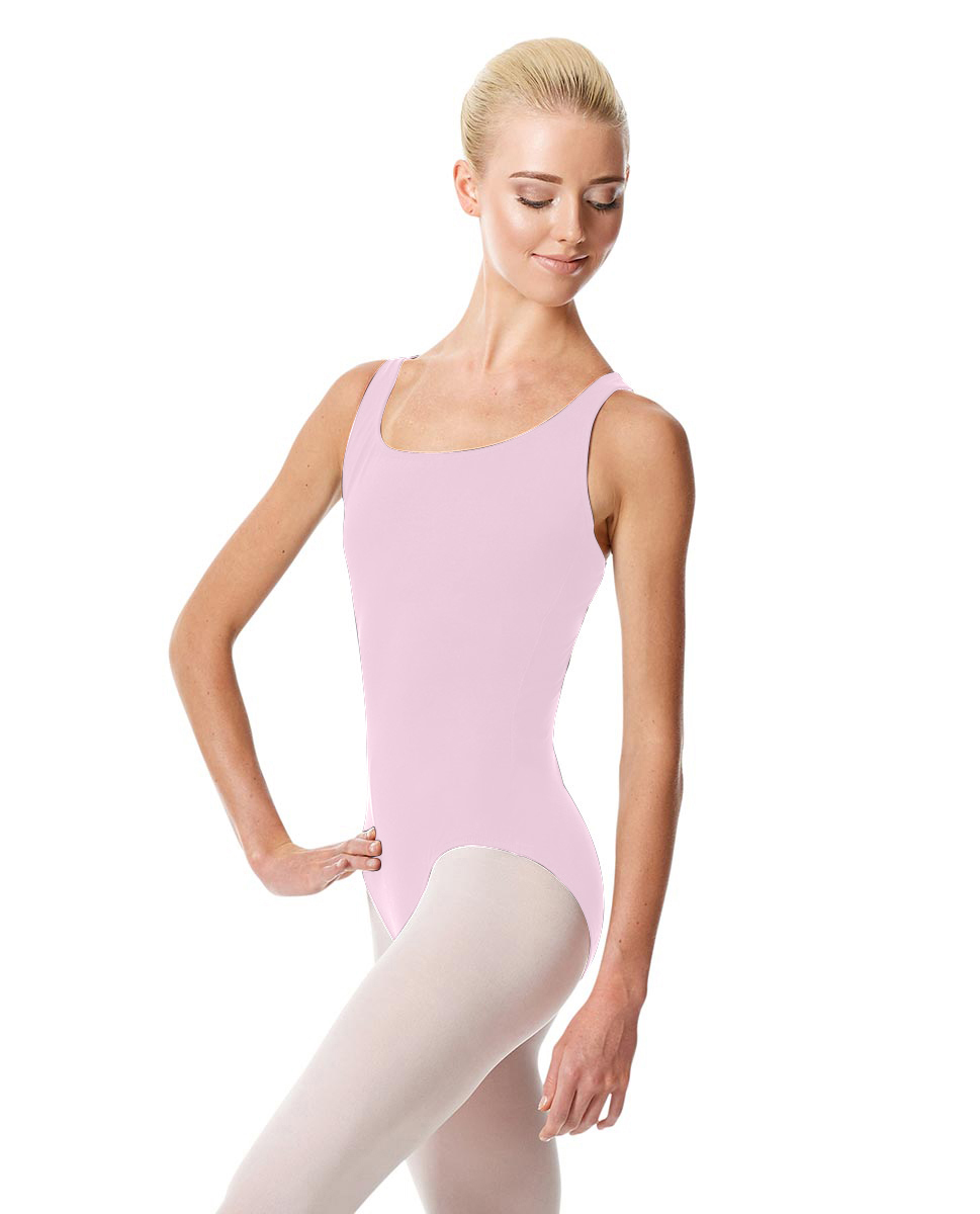 Tank Dance Leotard Theresa PNK