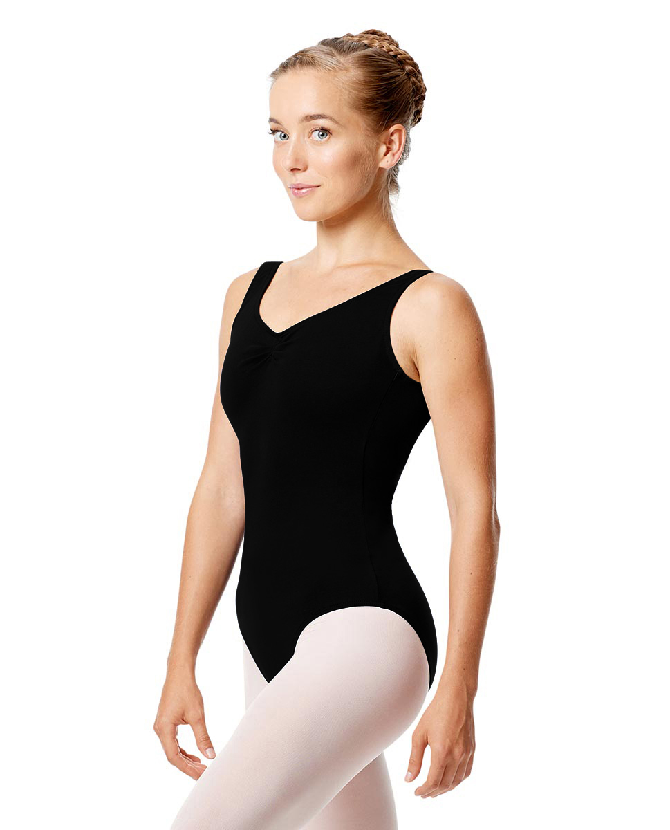 Tank Dance Leotard Shirley BLK