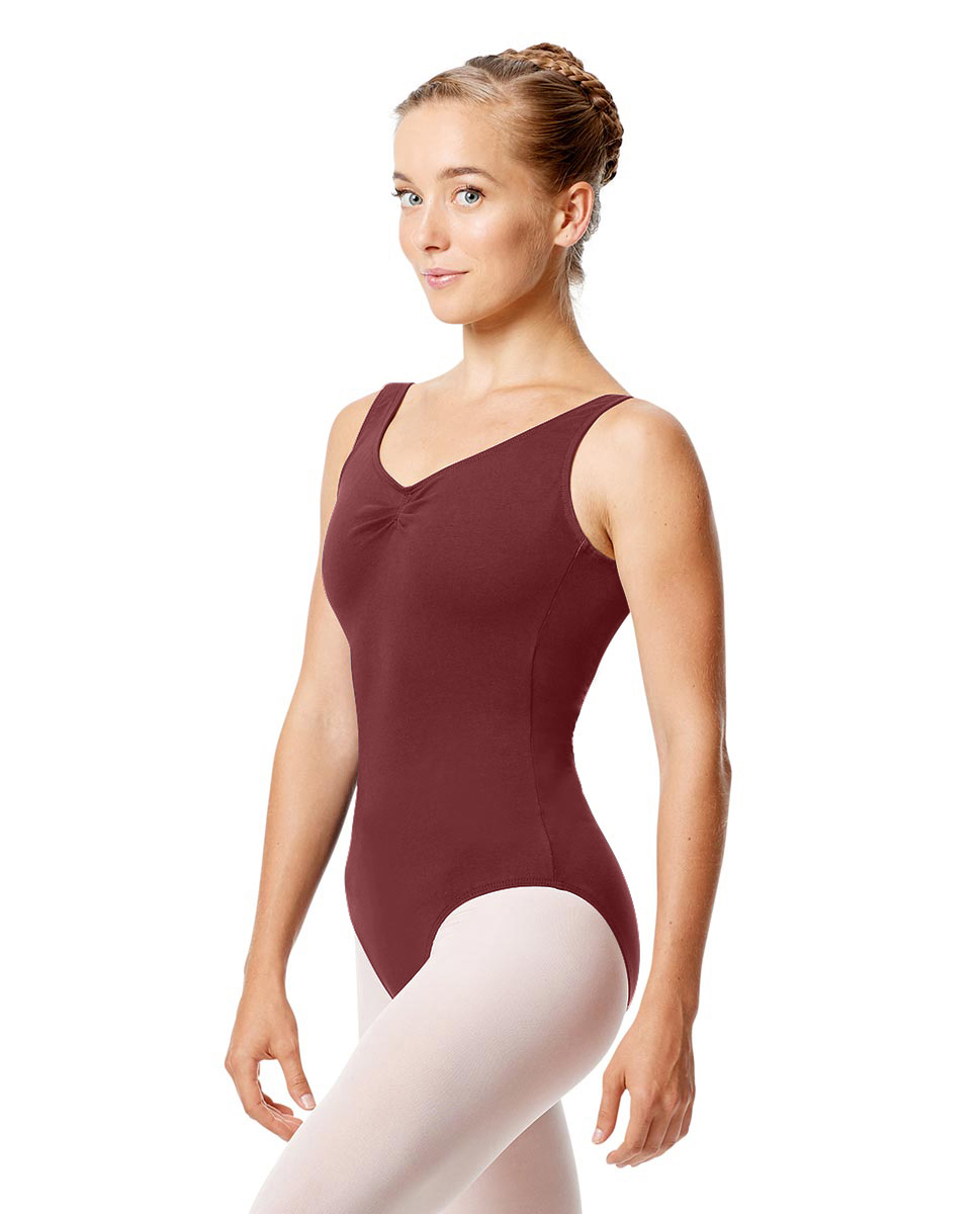 Tank Dance Leotard Shirley BUR
