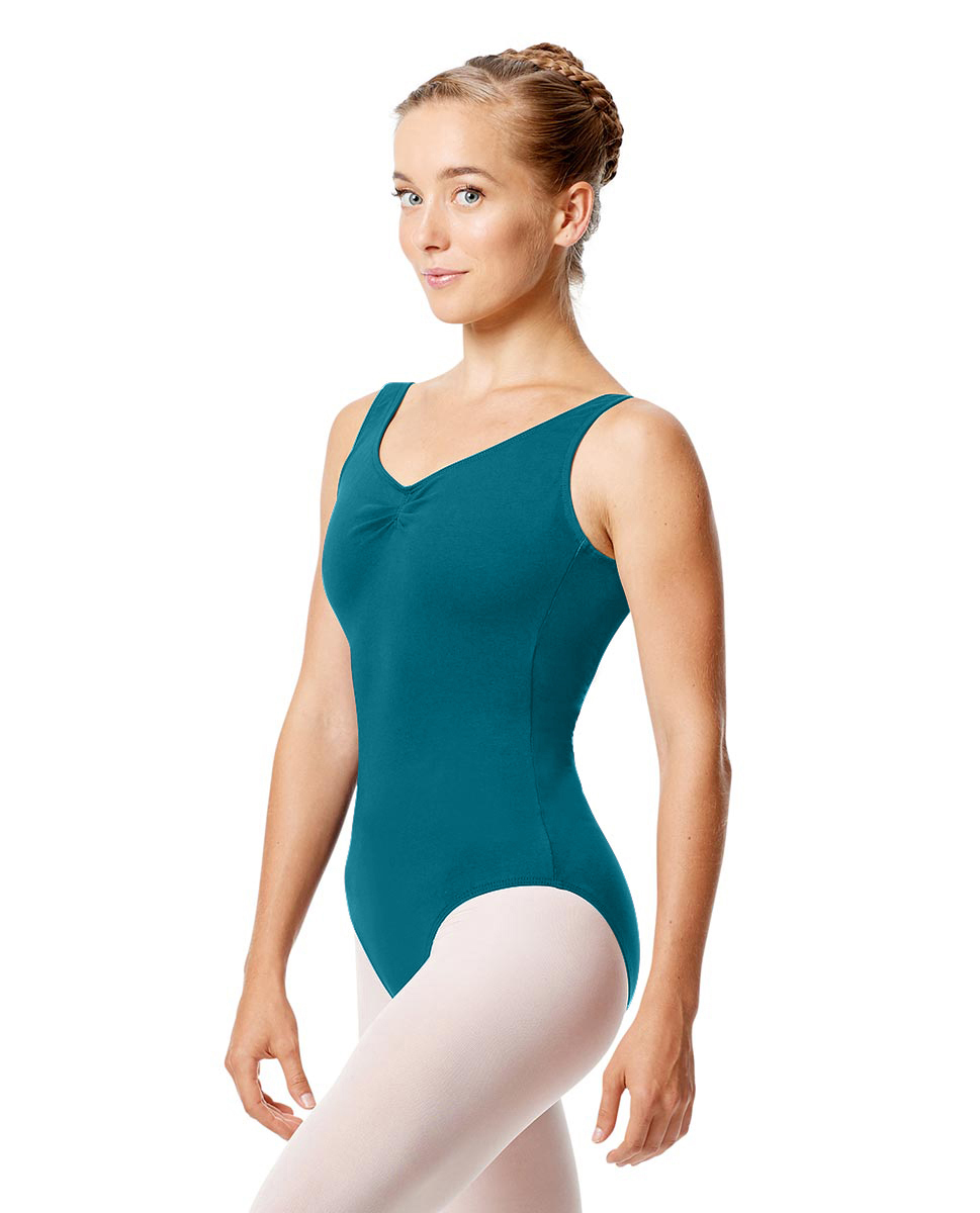 Tank Dance Leotard Shirley TEA