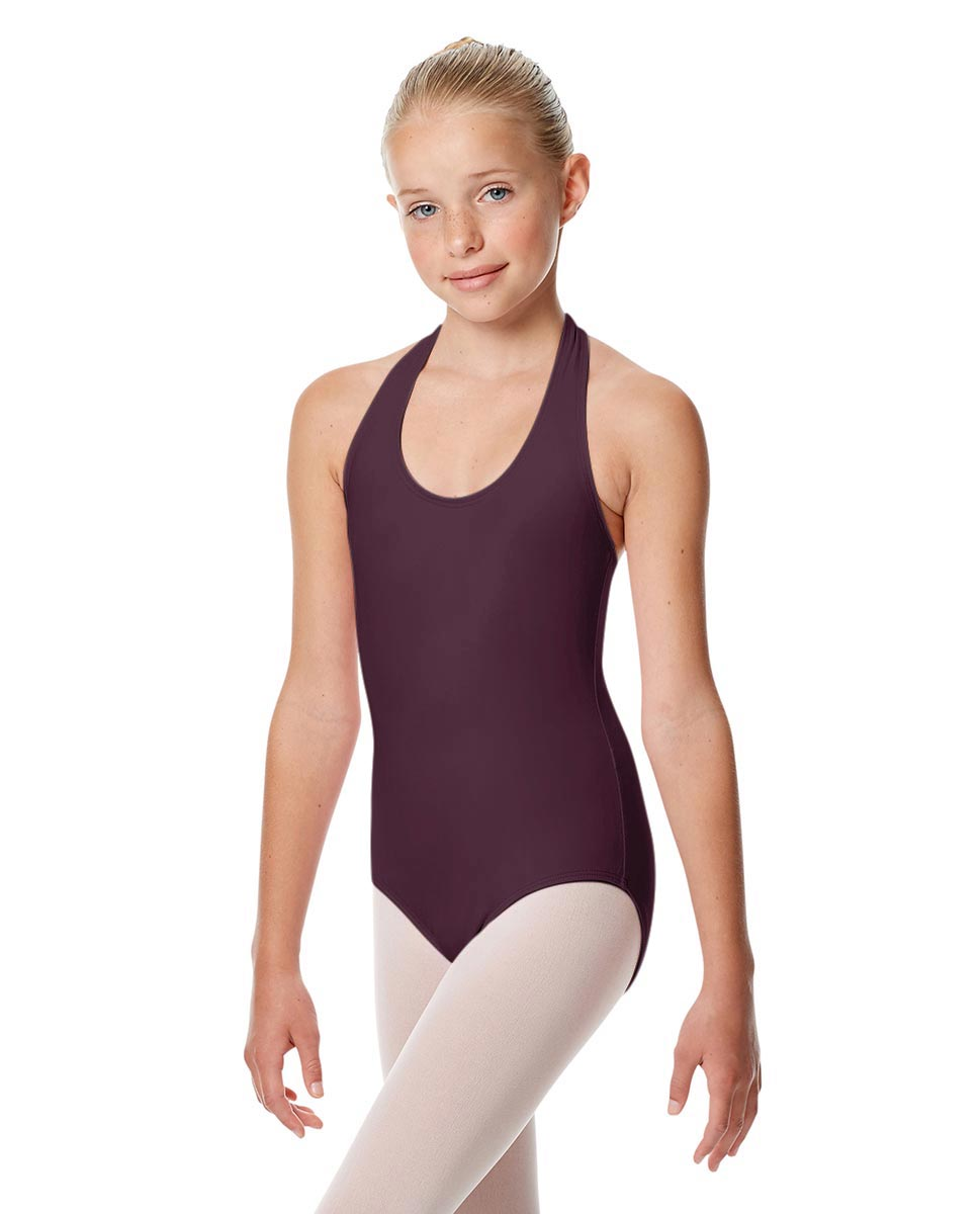 Girls Halter Dance Leotard Tamara AUB