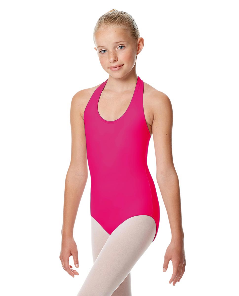 Girls Halter Dance Leotard Tamara RAS