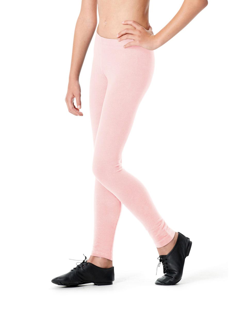 Girls Ankle Leggings Yvonne PNK