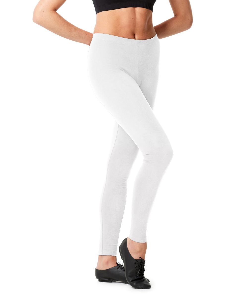 Ankle Leggings Rafaella WHI