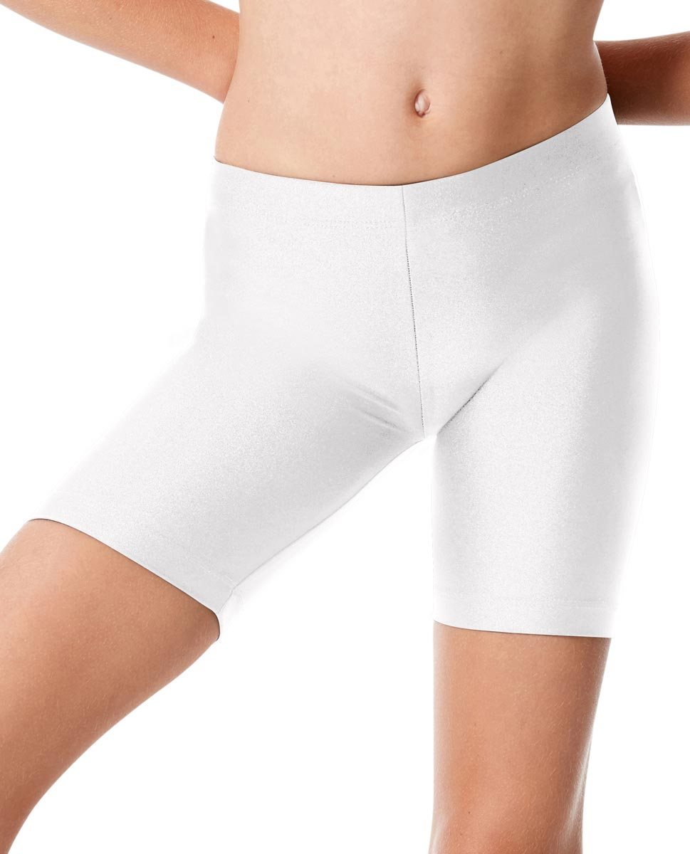 Girls Cycling Shorts Janelle WHI