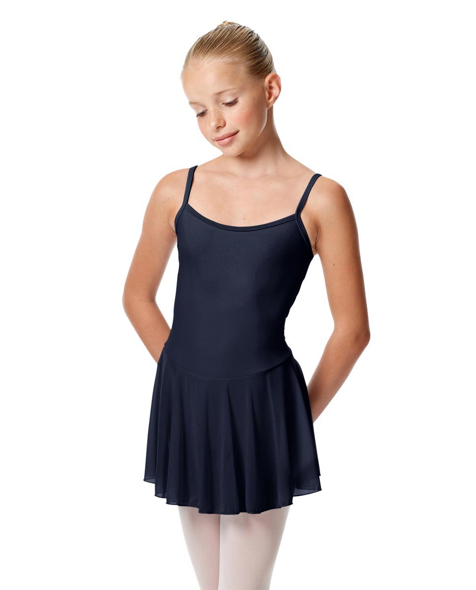 Kids Camisole Skirted Leotard Bianca NAY
