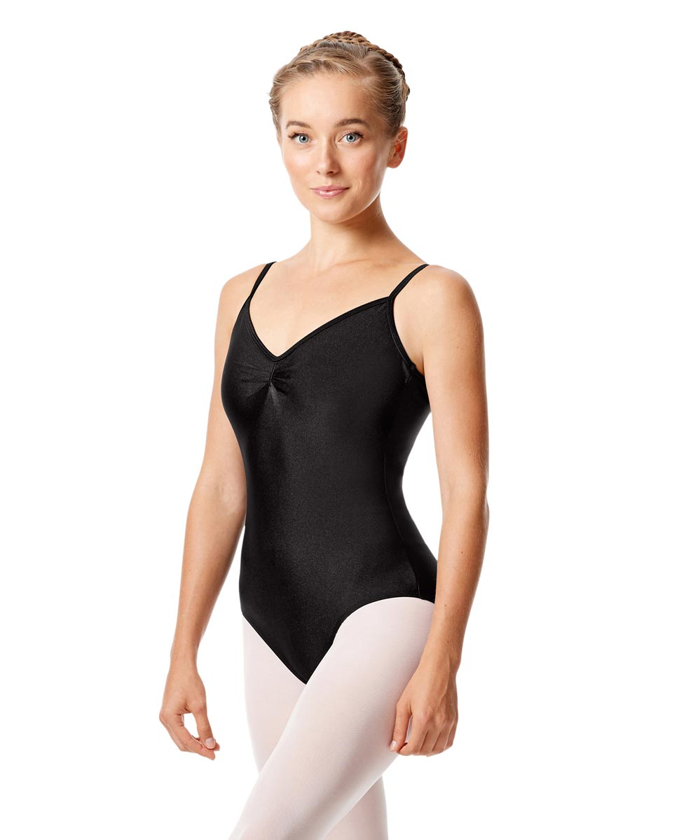 Sleeveless Dance Leotard Agnes BLK