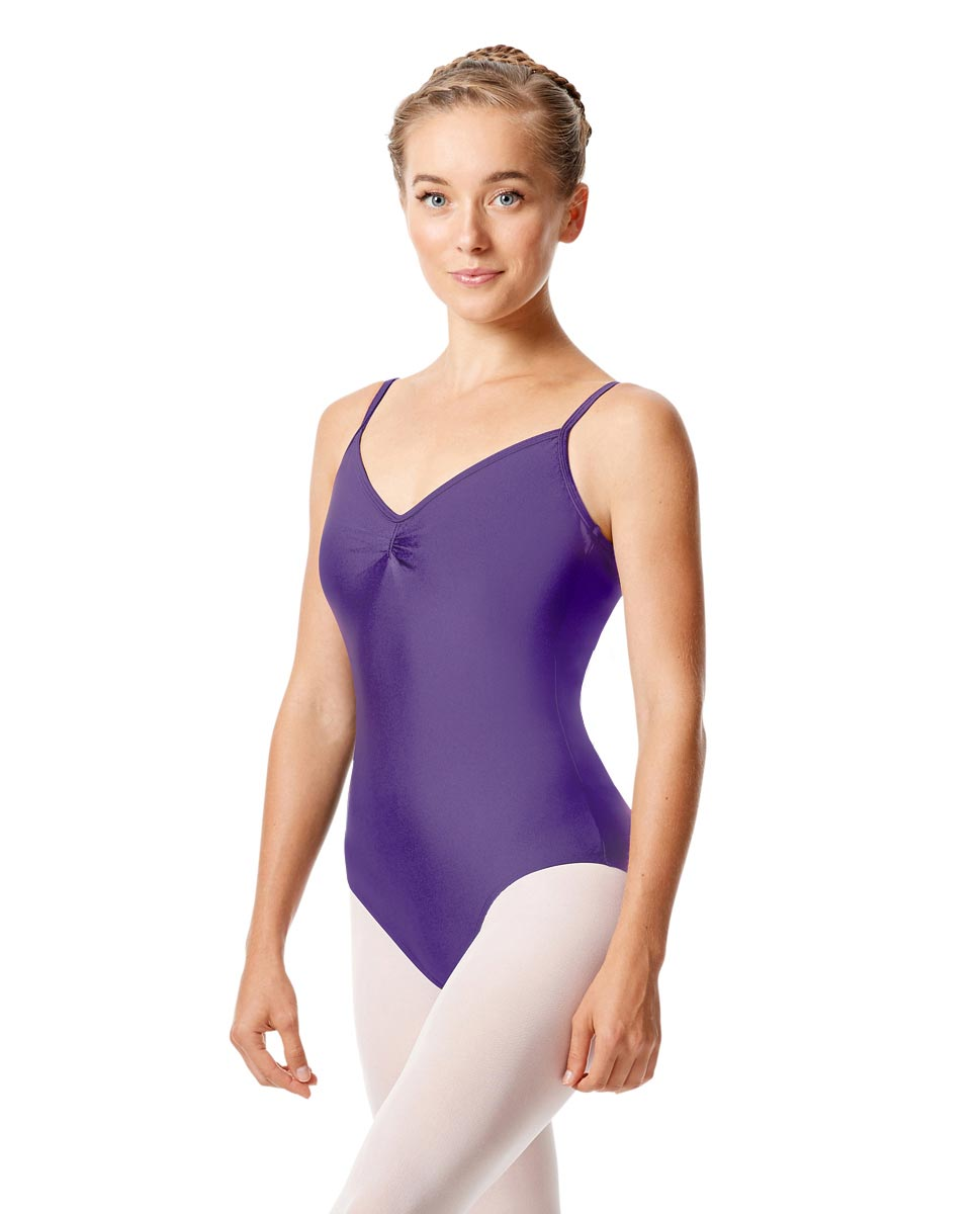 Sleeveless Dance Leotard Agnes PUR