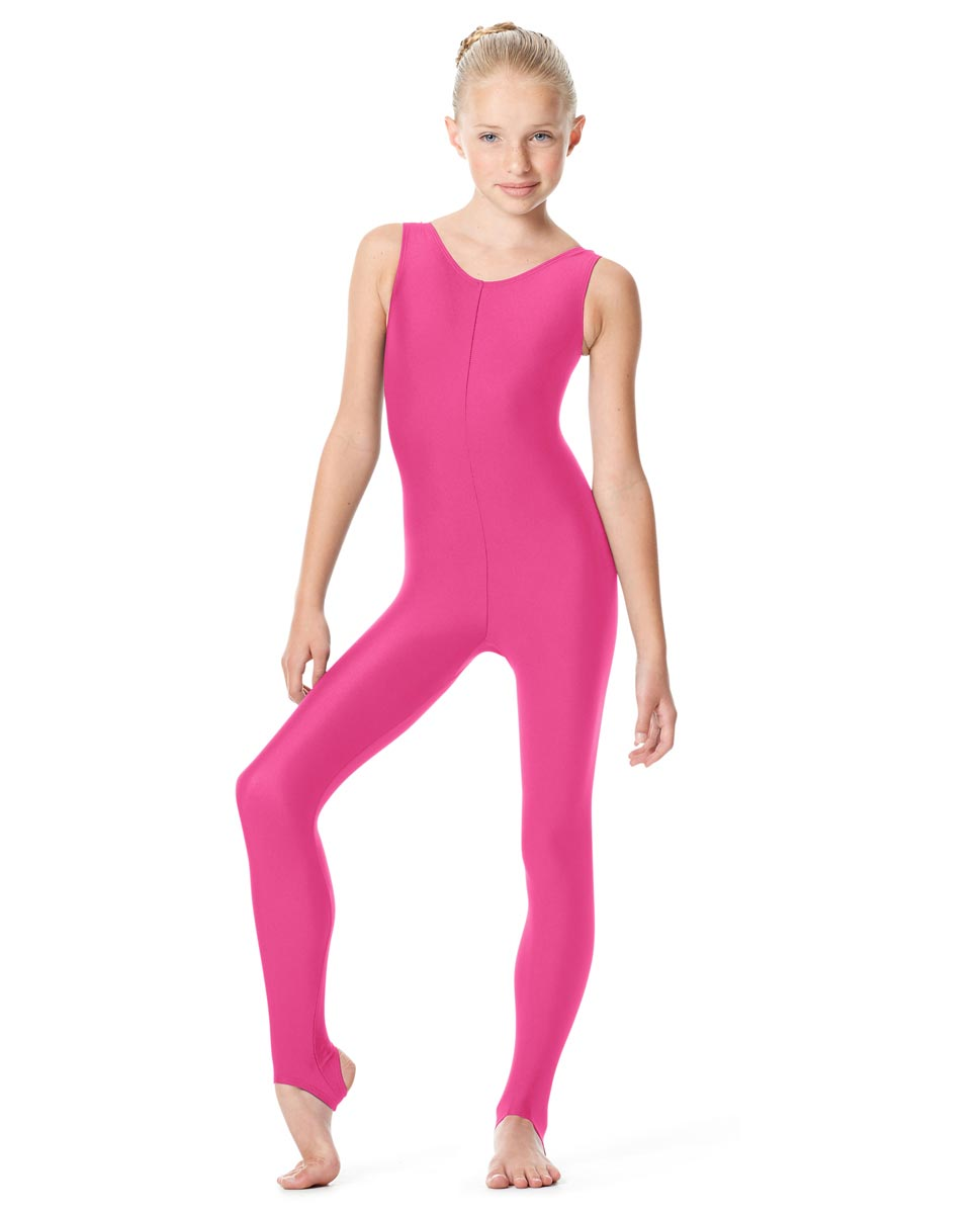 Girls Tank Unitard Matilde ROS