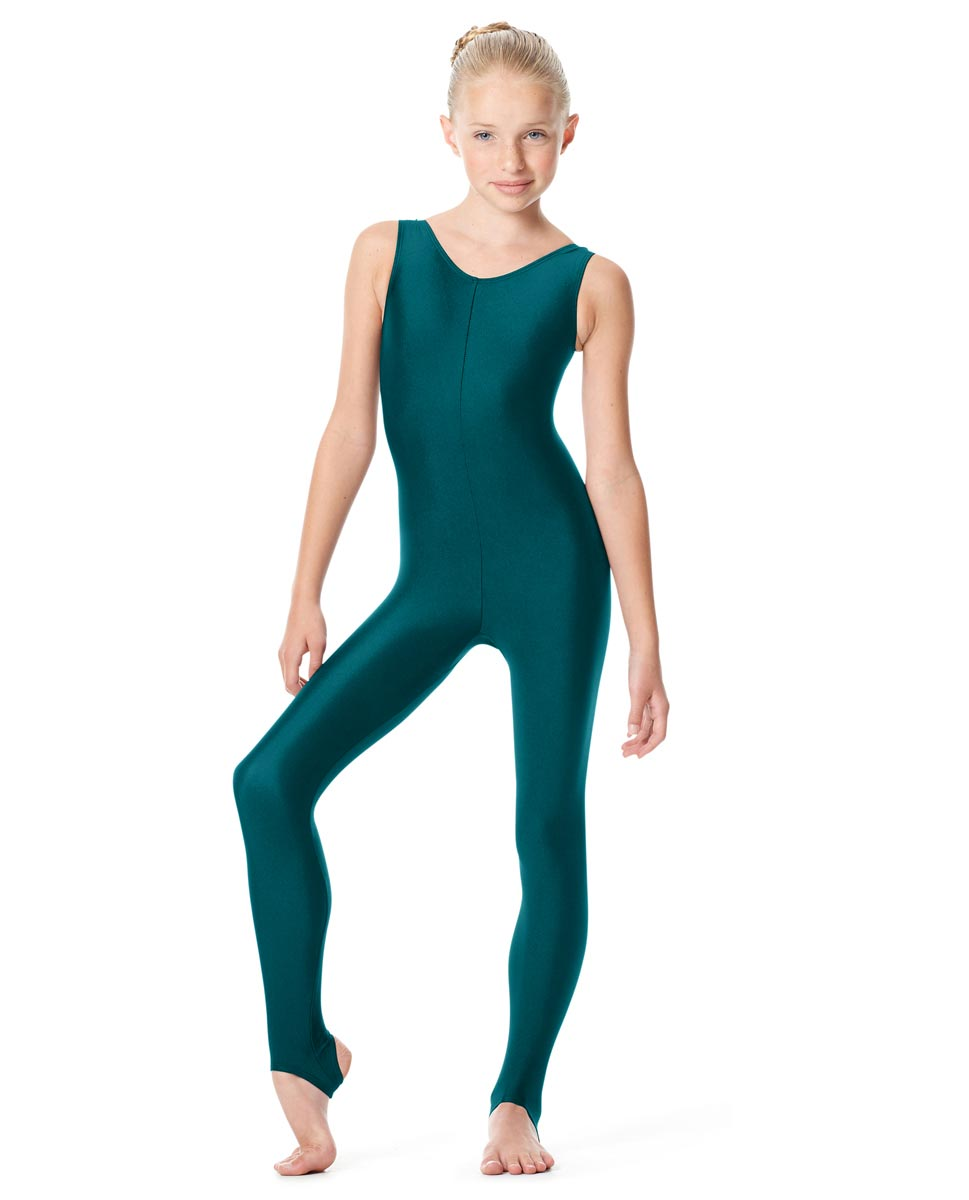 Girls Tank Unitard Matilde TEA