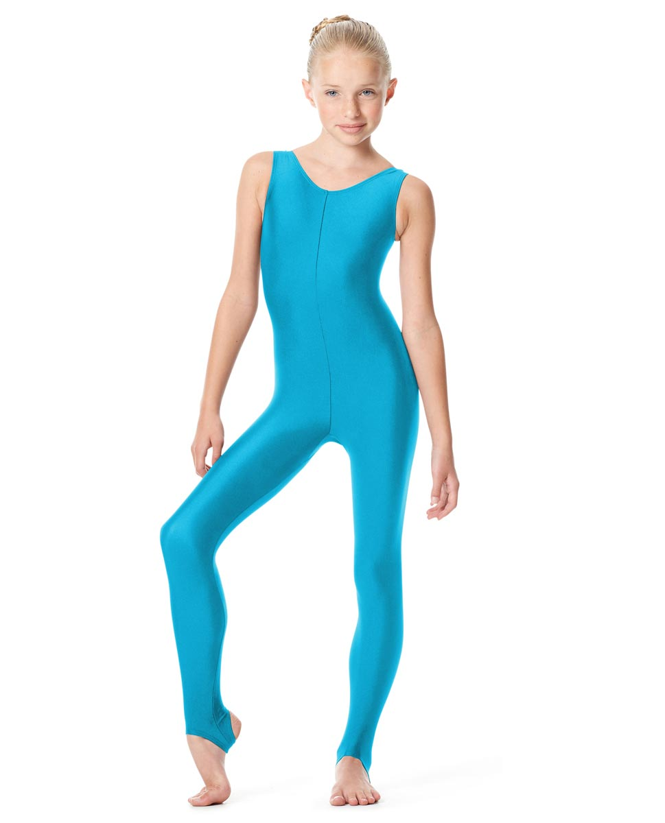 Girls Tank Unitard Matilde TUR