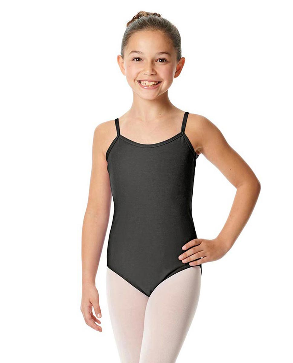 Girls Camisole Cotton Ballet Leotard Lily DGRE