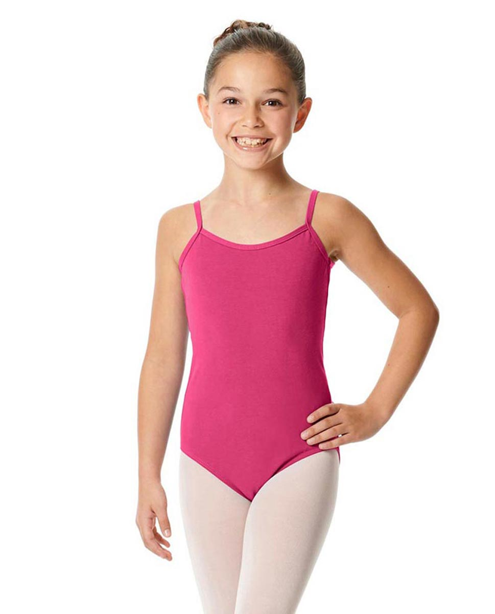 Girls Camisole Cotton Ballet Leotard Lily FUC