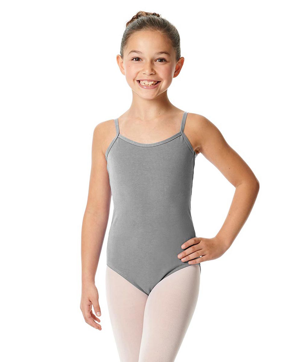 Girls Camisole Cotton Ballet Leotard Lily GRE