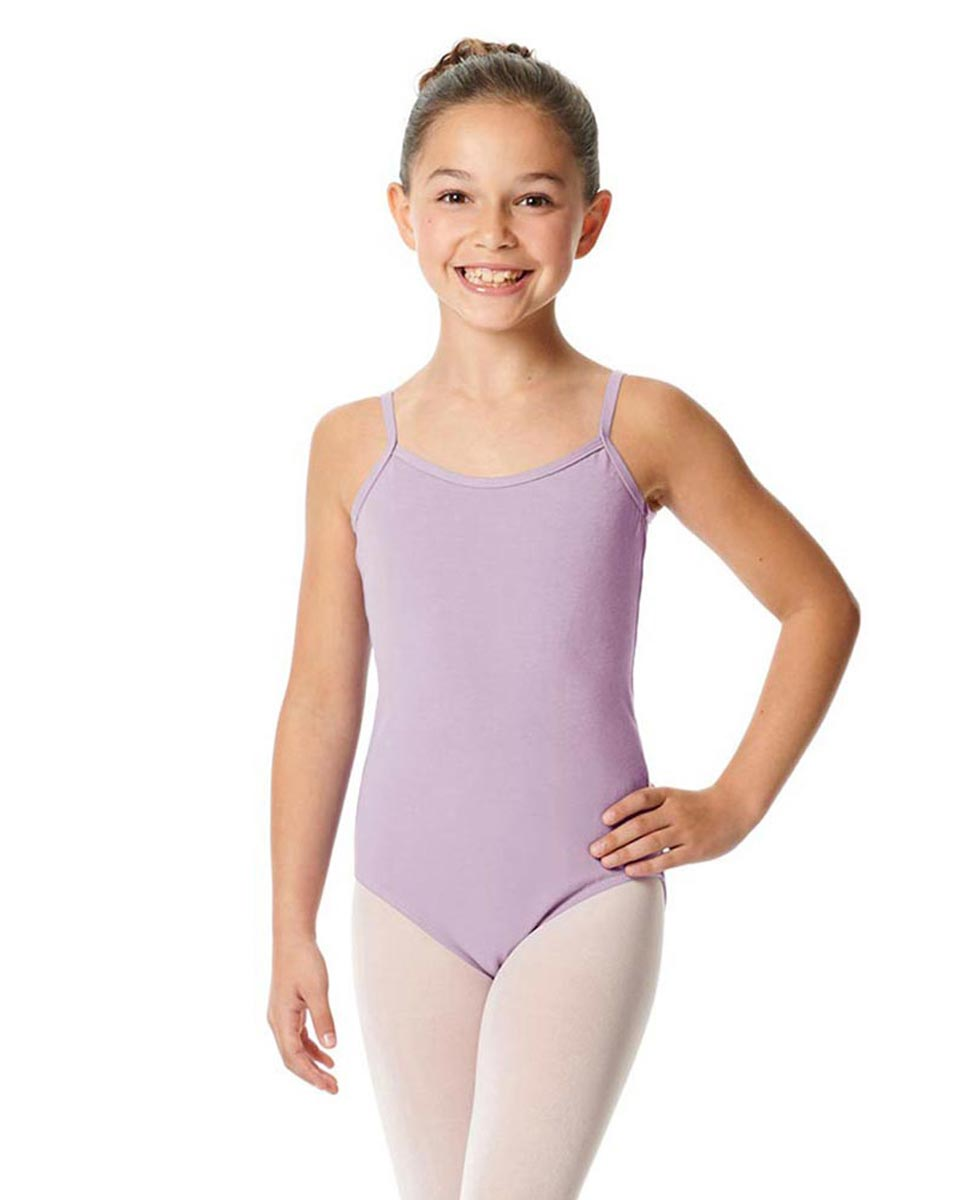 Girls Camisole Cotton Ballet Leotard Lily LIL