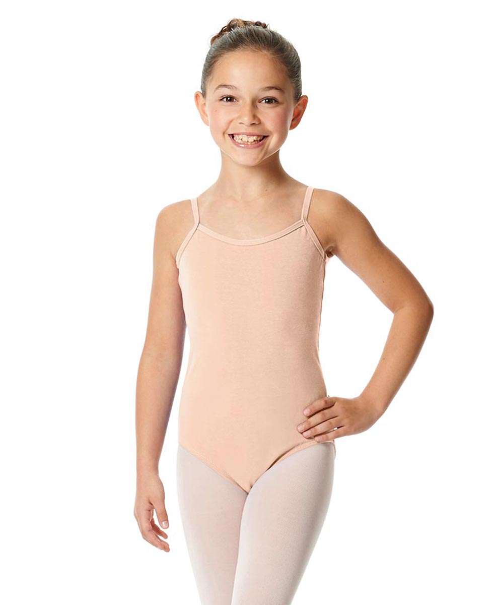 Girls Camisole Cotton Ballet Leotard Lily LNUD