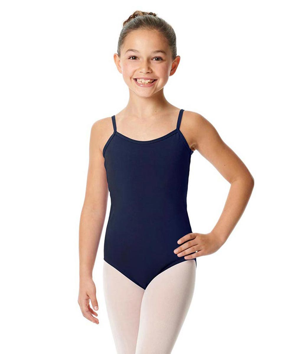 Girls Camisole Cotton Ballet Leotard Lily NAY