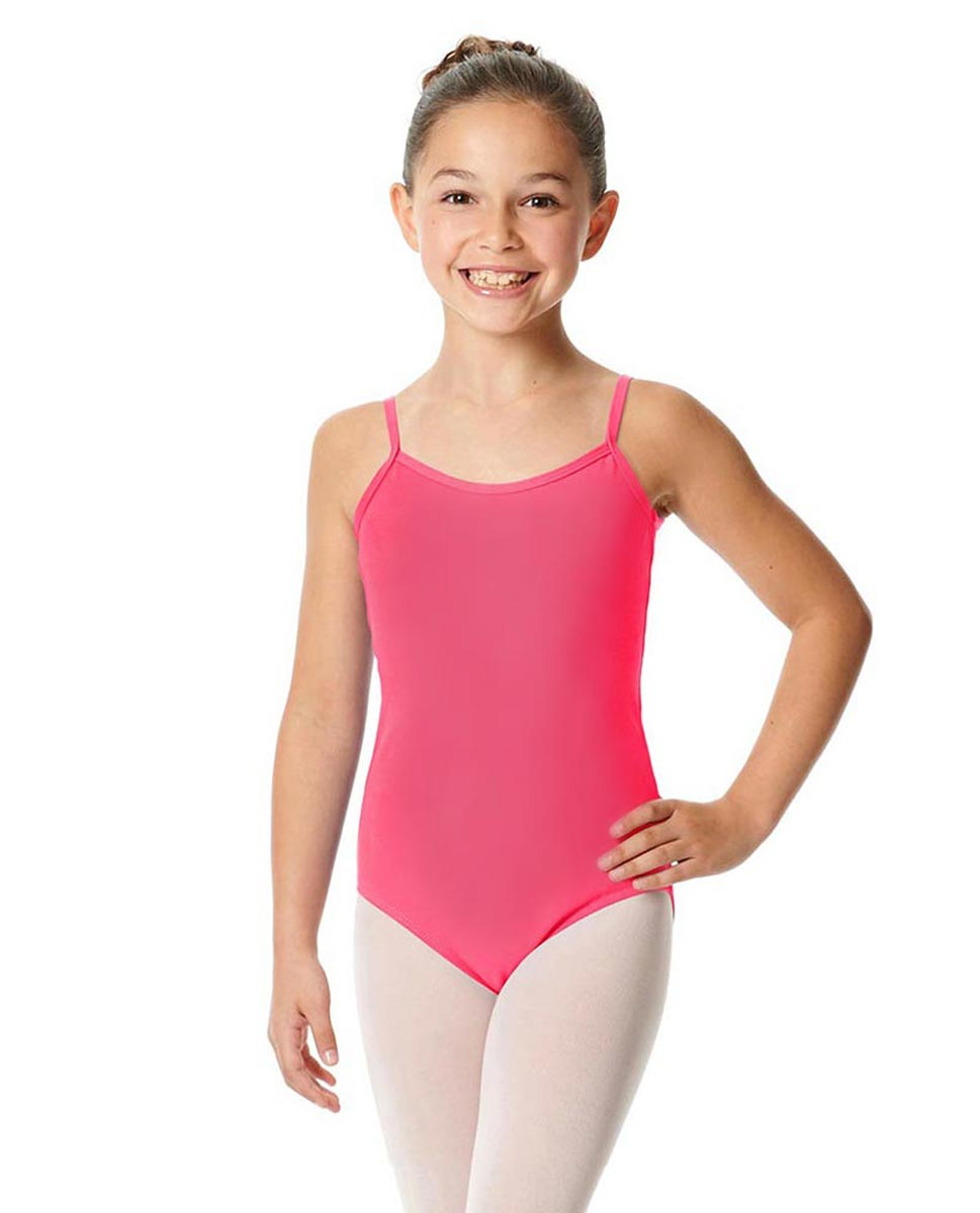 Girls Camisole Cotton Ballet Leotard Lily ROS