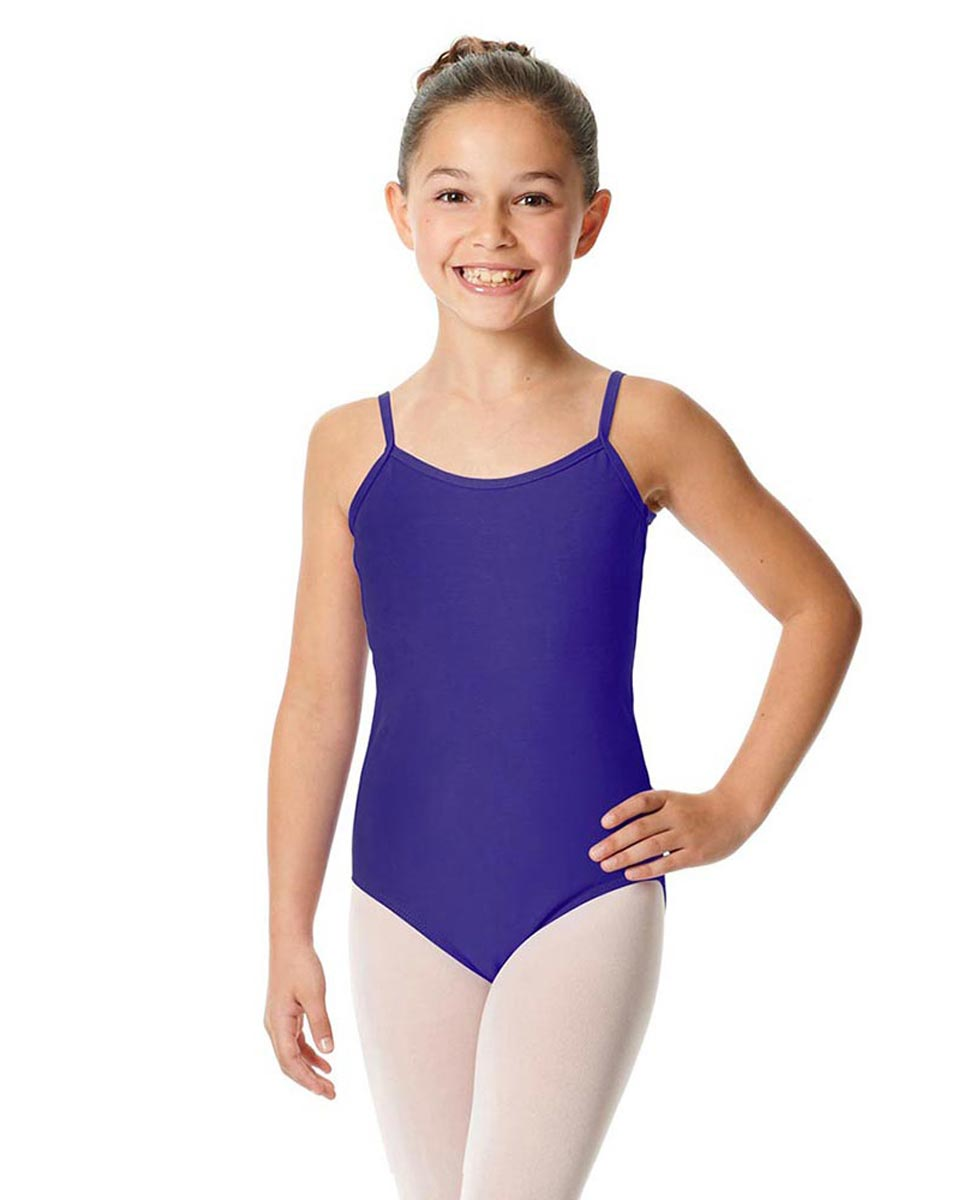 Girls Camisole Cotton Ballet Leotard Lily ROY