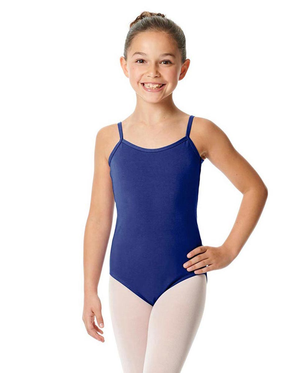 Girls Camisole Cotton Ballet Leotard Lily UMA