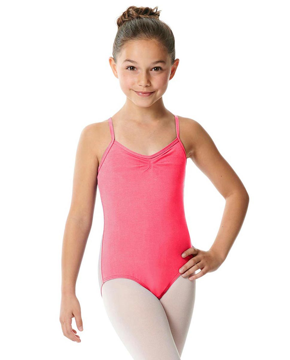 Girls Cotton Camisole Dance Leotard Nell ROS