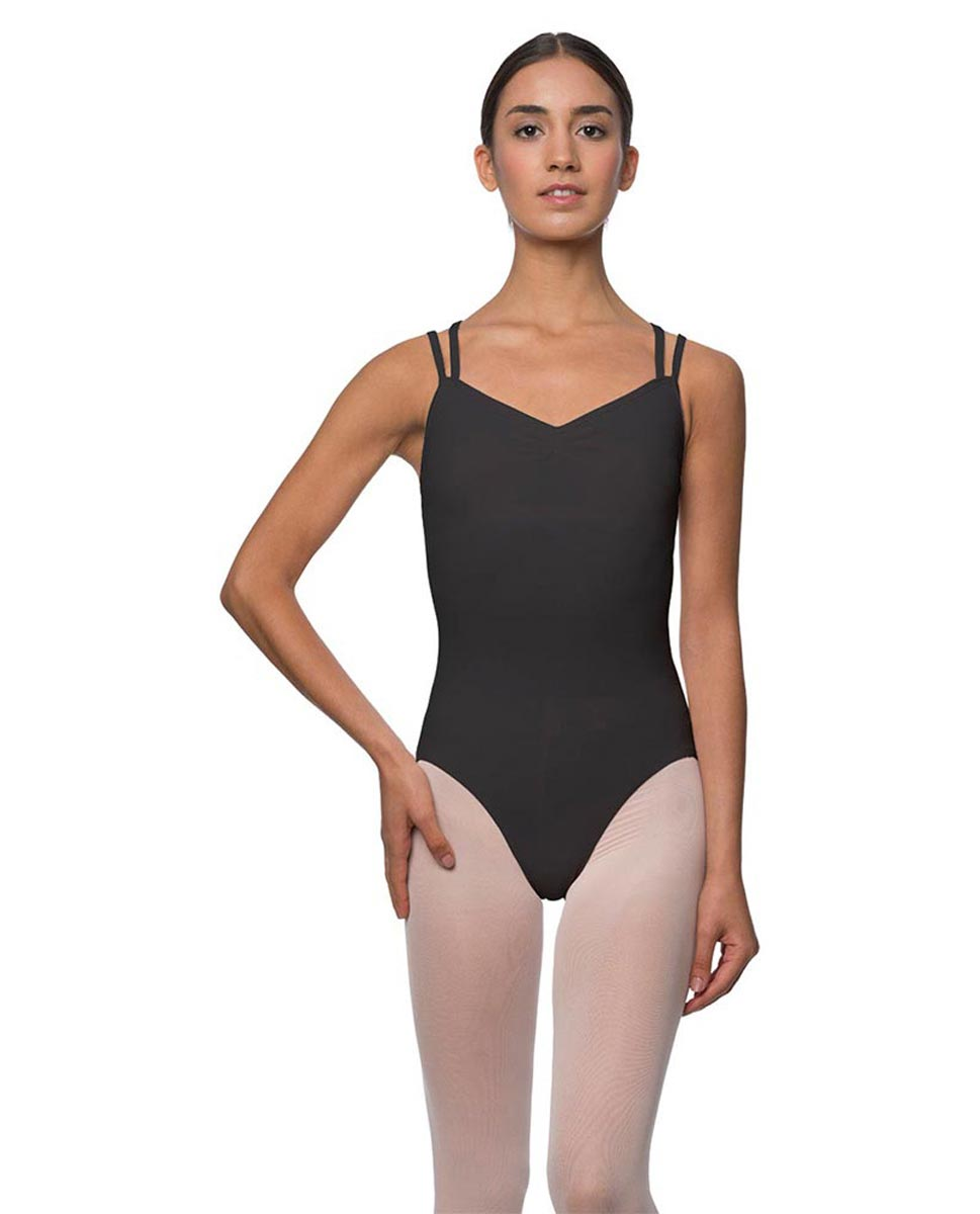Camisole Crisscross Cotton Dance Leotard Lara DGRE
