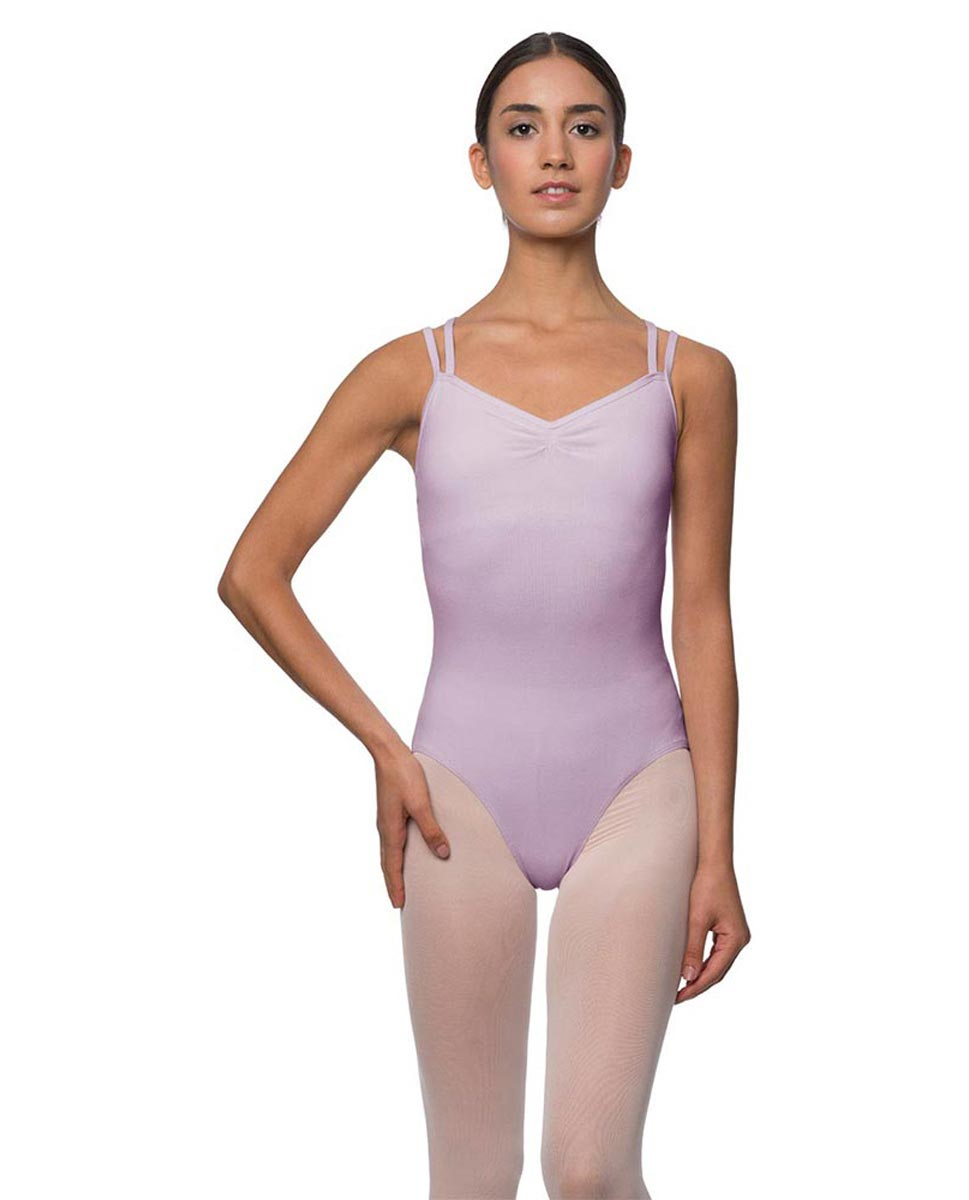 Camisole Crisscross Cotton Dance Leotard Lara LIL
