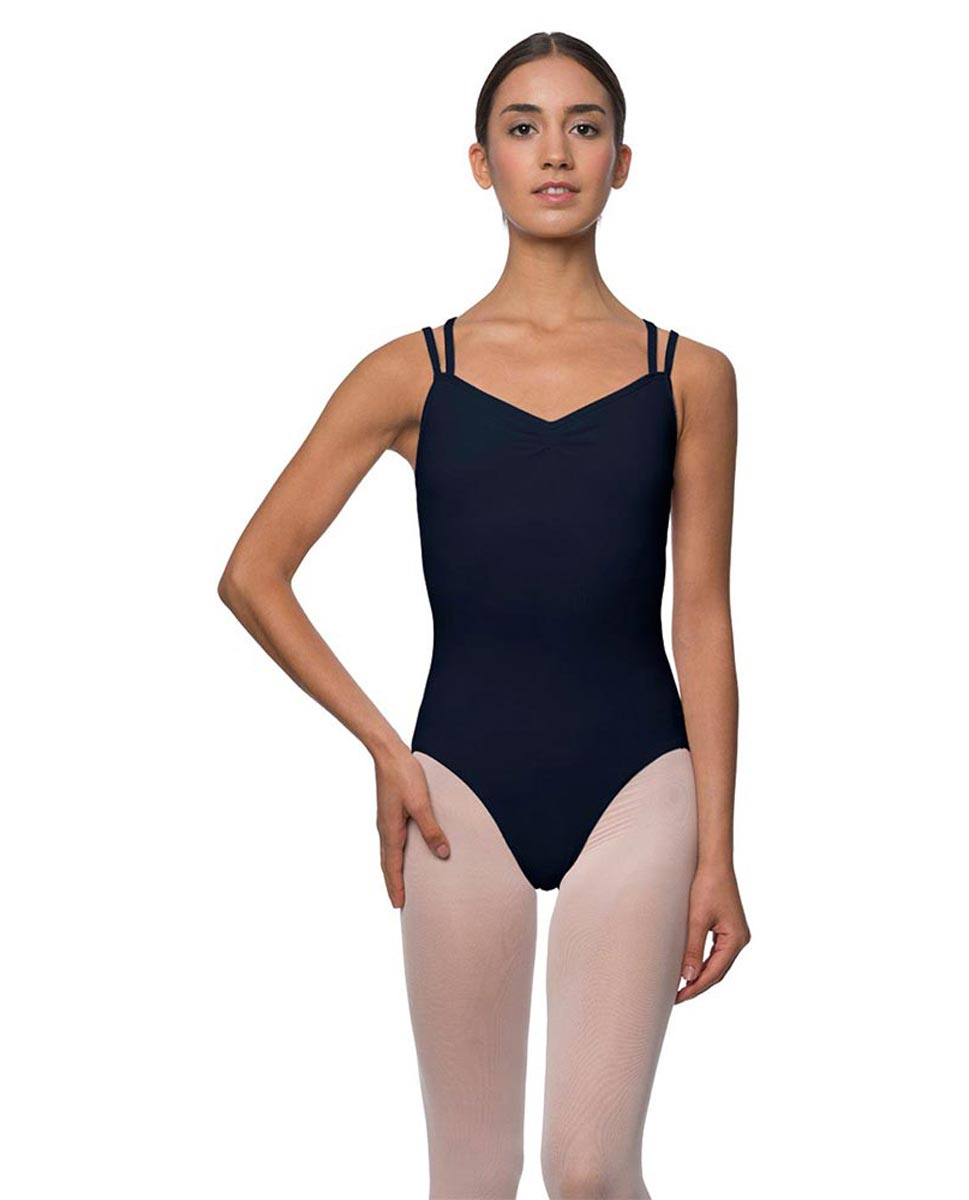 Camisole Crisscross Cotton Dance Leotard Lara NAY