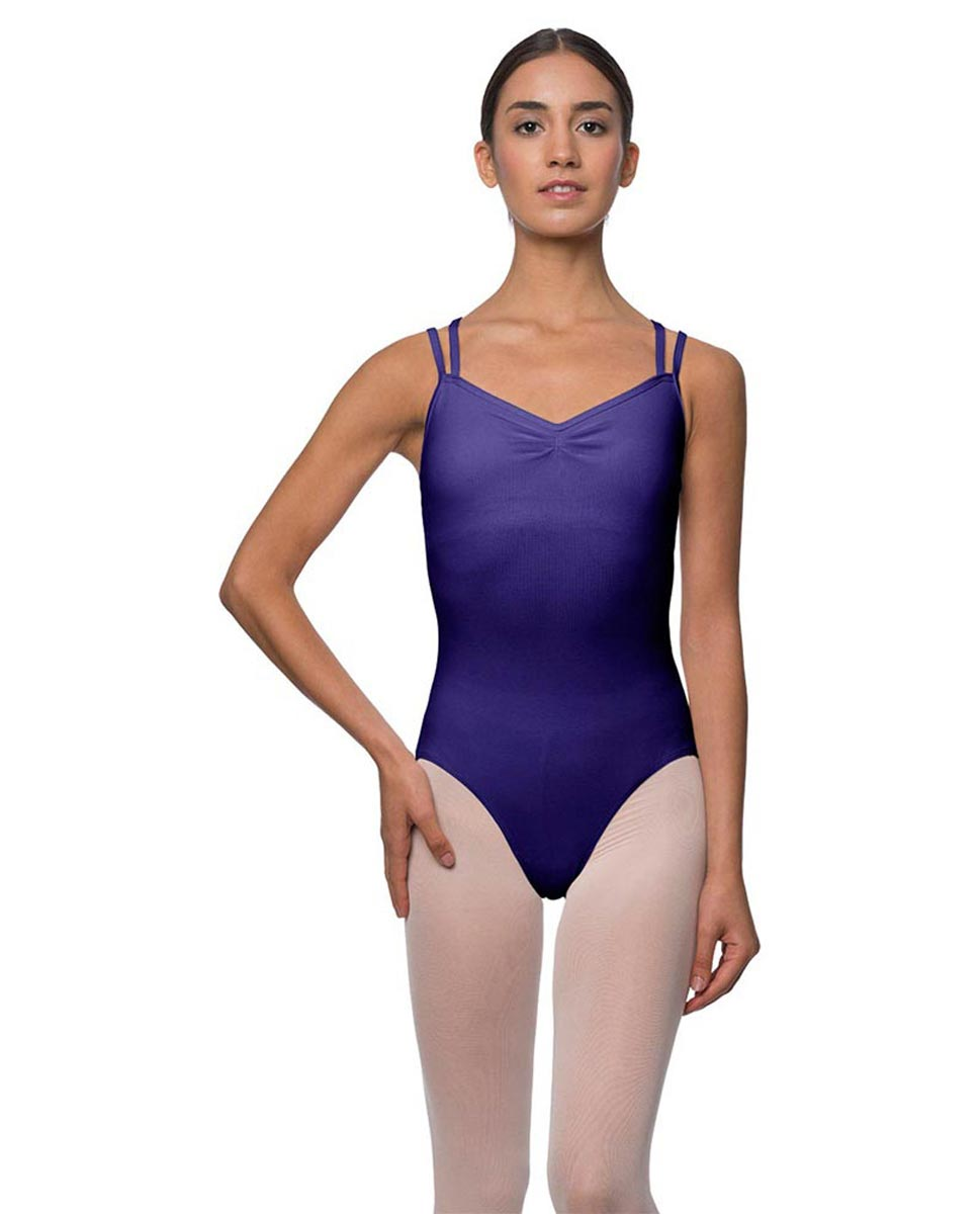 Camisole Crisscross Cotton Dance Leotard Lara ROY