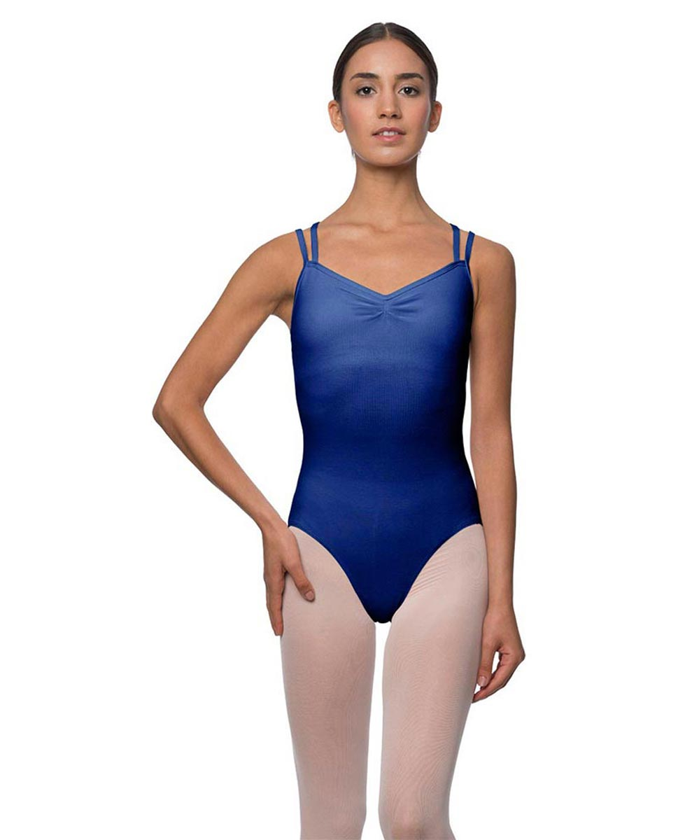 Camisole Crisscross Cotton Dance Leotard Lara UMA