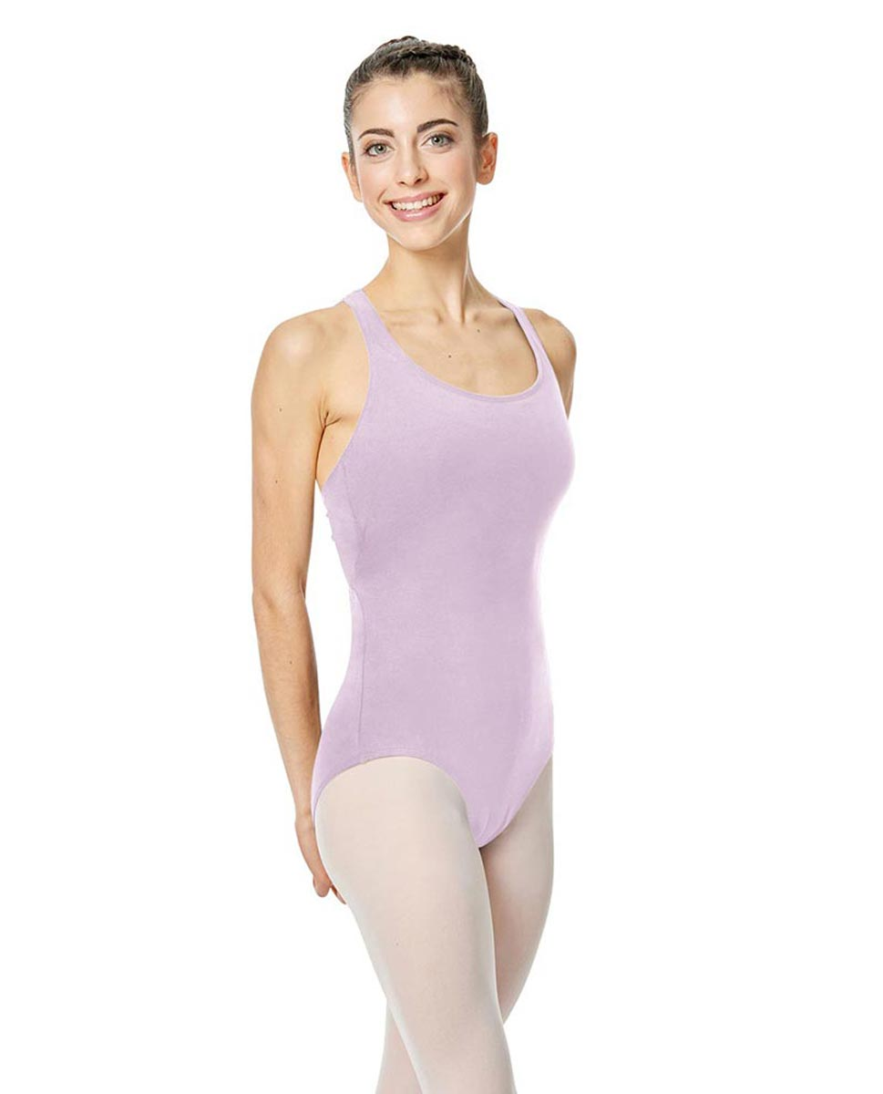 Brushed Cotton Tank Dance Leotard Ember LIL