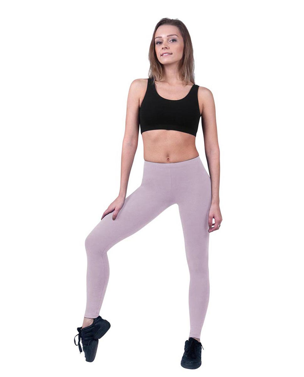 Brushed Cotton Ankle Dance Leggings Layla LIL
