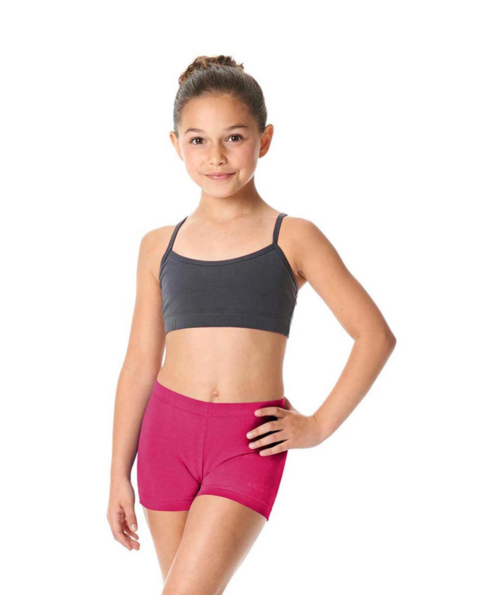 Girls Brushed Cotton Dance Shorts Venus FUC